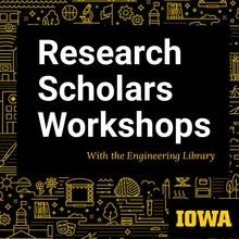 Research Scholars Workshop: Thesis Formatting and Submission promotional image