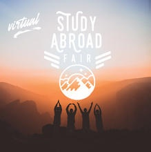 Study Abroad Fair promotional image
